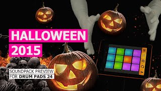 getlinkyoutube.com-DRUM PADS 24 - HALLOWEEN 2015