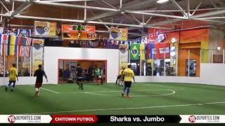Sharks vs. Jumbo Chitown Veterans League