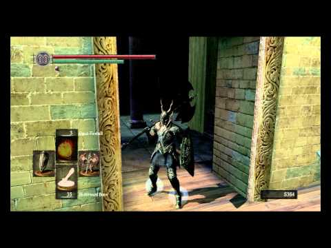 Dark Souls - Whisperings in the Duke's Archives