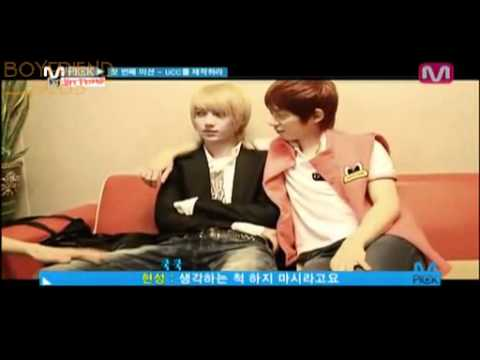 [Boyfriend Moment #16] JoTwin sleep or thinking ?