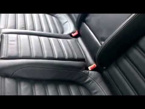 VW Passat CC Rear seat conversion kit. 5 Passenger modification