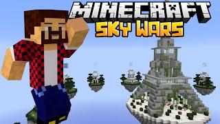 ЗАХВАТЫВАЕМ ПАРИЖ - Скай Варс (Minecraft Mini-Game)