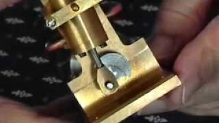 getlinkyoutube.com-My Twin Cylinder In-Line Oscillating  Valve Steam Engine