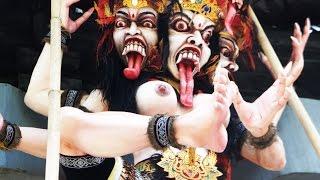 getlinkyoutube.com-Bali: Ogoh Ogoh 2015 UBUD and surroundings (compilation) by Hans & Fifi