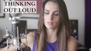 Thinking Out Loud - Ed Sheeran Live Cover By Ana Free