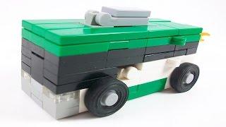 getlinkyoutube.com-Lego Transformers #80 - Quickstop!