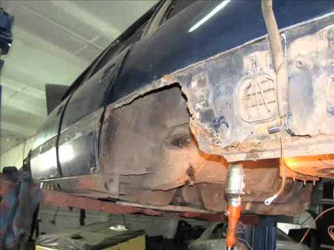 Капитальный ремонт Opel Omega Caravan (СТО г. Кременчуг)