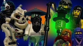 getlinkyoutube.com-LEGO NINJAGO THE MOVIE - RISE OF THE VILLAINS PART 3 - THE EMPEROR OF FATE