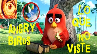 getlinkyoutube.com-Angry Birds la pelicula lo que tu ojo no vio en el trailer | Documentaless