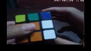 getlinkyoutube.com-armar el cubo de rubik facil solo 3 algoritmos