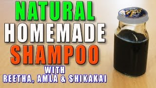 getlinkyoutube.com-DIY-Natural Homemade Hair Shampoo II घर का बना प्राकृतिक शैम्पू II