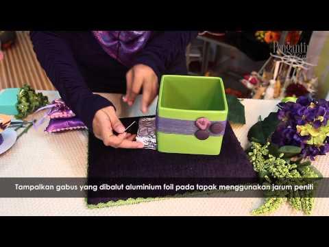 Pesona Pengantin - DIY Gubahan Hantaran Color Block