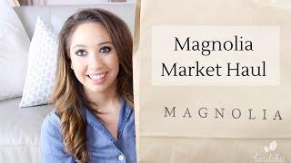 getlinkyoutube.com-Magnolia Market Haul