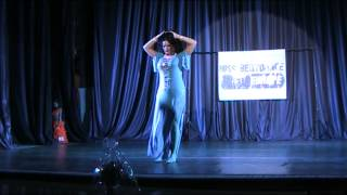 "getlinkyoutube.com-Tamila Kolodiy-baladi improvisation (performance at the ""Miss  bellydance -Ukraine"" 2014"