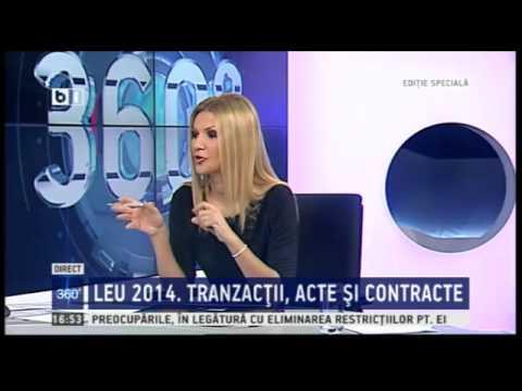 360 de grade, cu Alina Badic (previziuni astrologice pentru 2014) -- emisiune completa