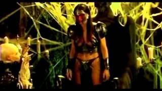getlinkyoutube.com-Guardian of the Realm Demon Woman Transformation
