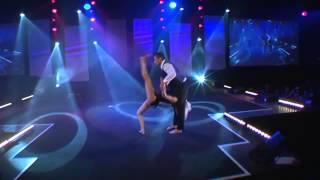 getlinkyoutube.com-Nat Harris Entertainment presents Lauren - Burlesque Adagio Act