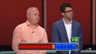 The Chase Australia - Mark Labbett walks off (31/01/2017)