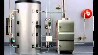 Cazan cu gazeificare Solarbayer-Vigas