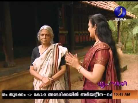 malayalam television anchor from