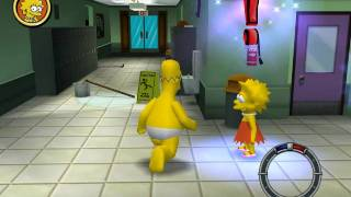 getlinkyoutube.com-Let's Play Simpsons Hit & Run - Part 1 [HD]