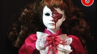 5 ตุ๊กตาอาถรรพ์สุดหลอน ตำนานที่น่ากลัวที่สุดในโลก   SiamSeed
