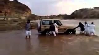 getlinkyoutube.com-#السعودية .. عودة موسم الأمطار ومغامرات الضحايا