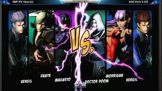 getlinkyoutube.com-Yipes vs Chris G - Capcom Cup 2013 UMVC3 Grand Finals
