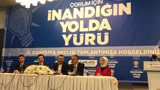 """Nevşehir Milletvekili Açıkgöz: """"İnandığımız yolda yürüyeceğiz"""""""