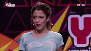 getlinkyoutube.com-Violetta 2 - Violetta und Leon tanzen (Folge 73)
