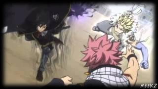 Fairy tail แฟรี่เทล [AMV] - Battle of Dragon slayers