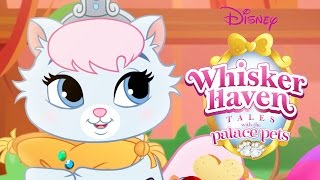 getlinkyoutube.com-Whisker Haven Tales with the Palace Pets | Season 2: Episodes 1 – 10 | Disney