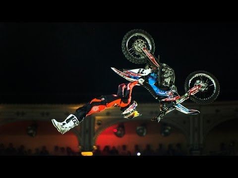 FMX Showdown in Madrid - Red Bull X-Fighters 2013 - Event Recap