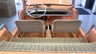 getlinkyoutube.com-Restoration of 1963 Fiat Jolly by Zinger Cusotms, llc www.zingercustoms.com