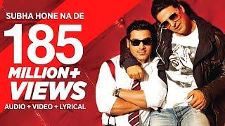 "getlinkyoutube.com-""Subha Hone Na De Full Song"" | Desi Boyz | Akshay Kumar | John Abraham"