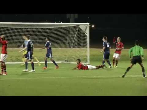 HIGHLIGHTS: NY Red Bulls vs Flamengo | Generation adidas Cup U-17