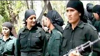getlinkyoutube.com-J&K unveils its first women commando squad