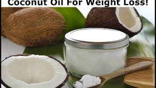 getlinkyoutube.com-Coconut Oil For Weight Loss - What Dr Oz Says