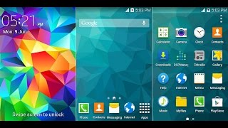 getlinkyoutube.com-Galaxy Ace GT-S5830. S5 rom android 4.4 KitKat