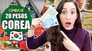 getlinkyoutube.com-COMIENDO CON 20 PESOS (1 dólar) en COREA + ¿Cuanto cuesta vivir en Corea?   Hablemos de Doramas