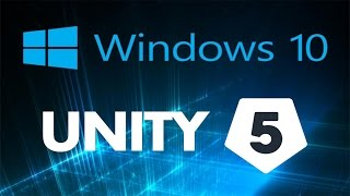 getlinkyoutube.com-Cómo Instalar Unity 5 En Windows 10