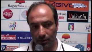 Gaetano Catalano presenta la sfida casalinga con l'Ischia