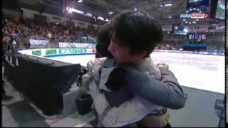 getlinkyoutube.com-The Journey of B.ESP commentators on Becoming Yuzuru Hanyu's Big Fans (part 1)