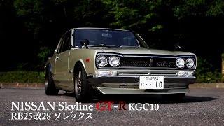getlinkyoutube.com-ロッキーオート - RockyAuto KGC10 RB25改28 ソレックス