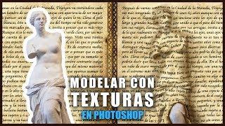 getlinkyoutube.com-Cómo modelar texturas en Photoshop