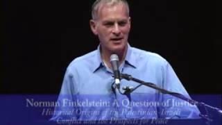getlinkyoutube.com-Norman Finkelstein: A Question of Justice
