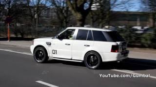 getlinkyoutube.com-Custom Range Rover Sport Supercharged Accelerations!! 1080p HD