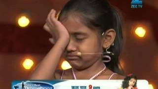 India's Best Dramebaaz - Watch Episode 1 of 23rd February 2013 - Clip 5