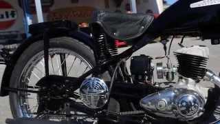 getlinkyoutube.com-1948 Harley Davidson  Ricks Restorations