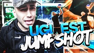 WORST CUSTOM JUMPSHOT MYPARK CHALLENGE USING THE JUMPSHOT CREATOR!!